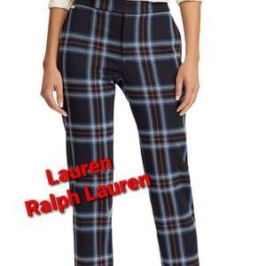 """NEW LISTING"" Ralph Lauren Plaid Pants 2P"
